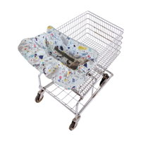 Eddie Bauer shopping cart & high chair covers