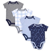 Fruit of the Loom infant boy bodysuits