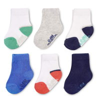Fruit of the Loom toddler boy socks
