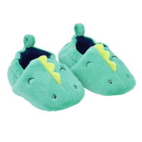 Jumping Beans infant boy slippers