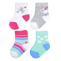 Jumping Beans infant girl socks